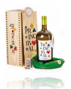 Azeite Extra Virgem Principal PRINCIPAL 500ml em Caixa de Madeira