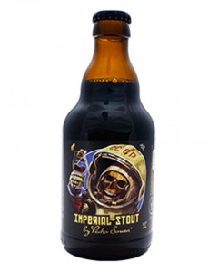 Cerveja Artesanal POST SCRIPTUM Imperial Sout 33cl