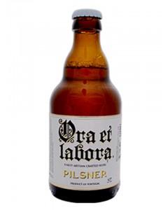Cerveja Artesanal ORA ET LABORA Pilsner 33cl