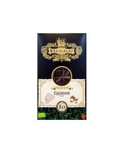 Tablete de Chocolate Equador NAU DO CACAU