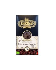 Tablete de Chocolate com Pimenta da Jamaica NAU DO CACAU