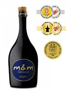 Espumante M&M Gold Edition Bruto Magnum (1,5L)